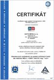 HACCP certifikát systému kvality
