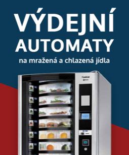 Výdejní automaty